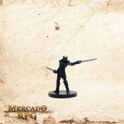 Drow Blademaster - Com carta