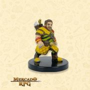 Dwarf Artificer - Miniatura RPG