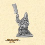 Dwarf Defender Minions - Miniatura RPG