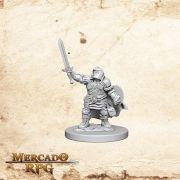 Dwarf Female Paladin A