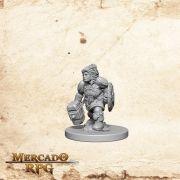Dwarf Female Paladin B