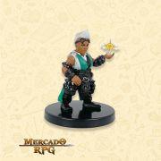 Dwarf Magewright - Miniatura RPG