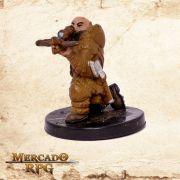 Dwarf Sniper - Miniatura RPG