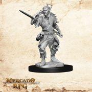Elf Male Rogue B - Miniatura RPG