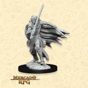 Elf Male Rogue C - Miniatura RPG