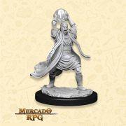 Elf Male Sorcerer C - Miniatura RPG