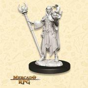 Elf Male Wizard C - Miniatura RPG
