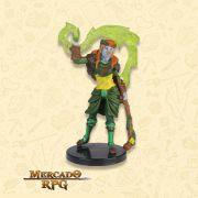 Firbolg Druid - Miniatura RPG