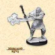 Firbolg Male Druid B- Miniatura RPG