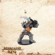 Fire Giant Raider - Com carta