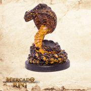 Flame Snake