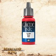Game Color - Ink Red - RPG