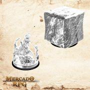 Gelatinous Cube and Corpse - Miniatura RPG