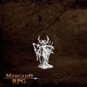 Ghoul Queen - Miniatura RPG