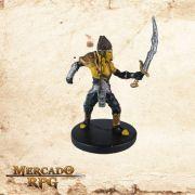 Githyanki Warrior - Miniatura RPG