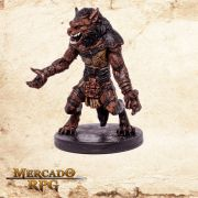 Gnoll Claw Fighter