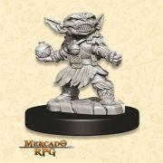 Goblin Female Alchemist A - Miniatura RPG