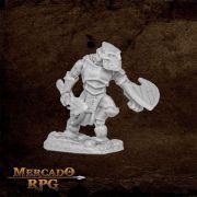 Goblin Spearman B - Miniatura RPG