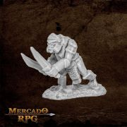 Goblin Staber - Miniatura RPG