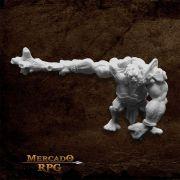 Golan, Hill Giant - Miniatura RPG