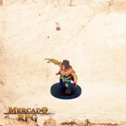 Gold Dwarf Guard