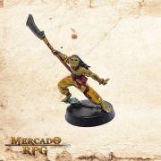 Gorgus Hanzo  - Miniatura RPG