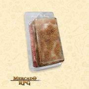 Grass TUFTS XL - 12mm self-adhesive - DRY BROWN - RPG