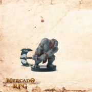 Grimlock Barbarian - Sem carta