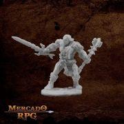 Grundor Hoardtaker, Mercenaries Sergeant - Miniatura RPG