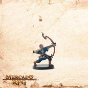 Half-Elf Bow Initiate - Com carta