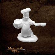 Halfling Cooker - Miniatura RPG