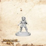 Halfling Female Rogue A