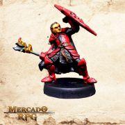 Hanssen Hanzar Caçador de Demônios