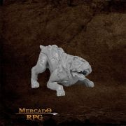 Hell Hound C - Miniatura RPG