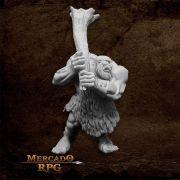 Hill Giant Lowland Chief - Miniatura RPG
