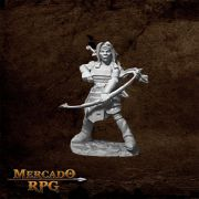 Hobgoblin Female Warrior Archer