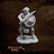 Hobgoblin Warrior A - Miniatura RPG