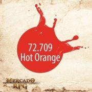 Hot Orange 72.709