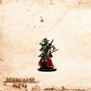 Imrijka, Half-Orc Inquisitor
