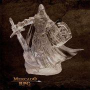 Invisible Warrior - Miniatura RPG