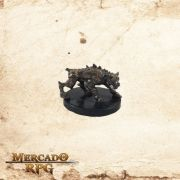 Iron Defender - Sem carta