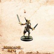 Willian - Miniatura RPG