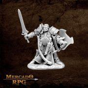 Jurden, Half Orc Paladin