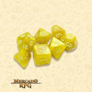Kit Completo de Dados RPG - King Ransom