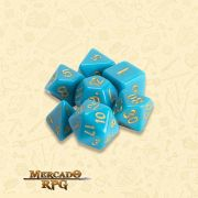 Kit Completo de Dados RPG - Skystone