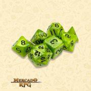 Kit Completo de Dados RPG - Swamp Ooze