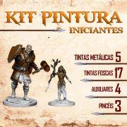 PRÉ-VENDA - Kit de Pintura para Iniciantes - RPG