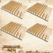 Kit Grid Modular 3D - RPG Battle Grid D&D