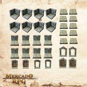Kit Masmorra 3D