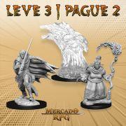 KIT PROMOCIONAL E - LEVE 3 PAGUE 2 - Miniatura RPG